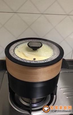 大盘鸡+蒸鸡蛋+炒花蛤的做法图解11