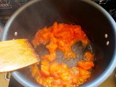 西红柿酸汤肉丸面#父亲节,给老爸做道菜#的做法图解9