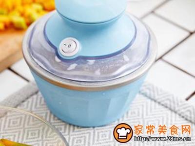抹茶冰淇淋的做法图解7