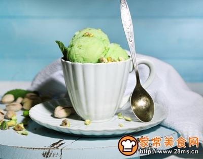 抹茶冰淇淋的做法图解9