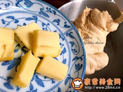 枫糖奶茶小吐司的做法图解6