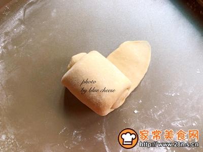 枫糖奶茶小吐司的做法图解12