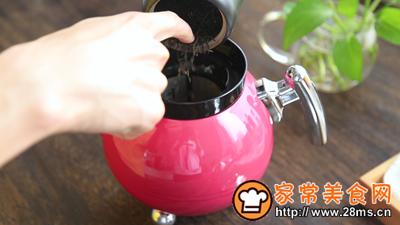 #花10分钟,做一道菜!#丝袜奶茶的做法图解2