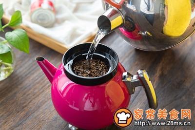 #花10分钟,做一道菜!#丝袜奶茶的做法图解5