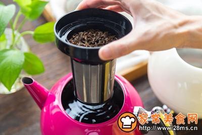 #花10分钟,做一道菜!#丝袜奶茶的做法图解7