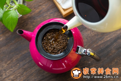 #花10分钟,做一道菜!#丝袜奶茶的做法图解8