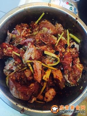 #父亲节,给老爸做道菜#浏阳蒸菜--豆豉辣椒蒸鸡的做法图解14