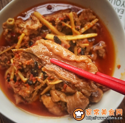 #父亲节,给老爸做道菜#浏阳蒸菜--豆豉辣椒蒸鸡的做法图解15