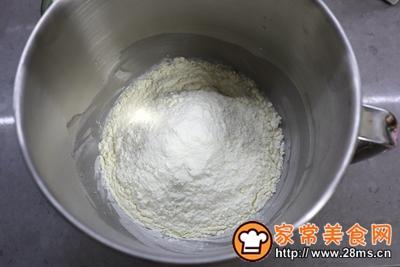 #父亲节,给老爸做道菜#牛奶醇香吐司(直接法)的做法图解2