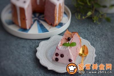 清新美味的黑醋栗酸奶蛋糕的做法图解15