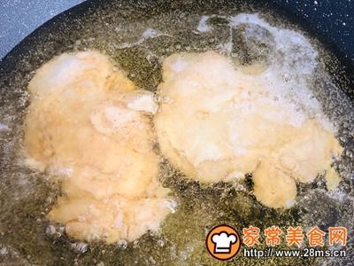 香辣鸡腿汉堡(含面包胚的制作)的做法图解19