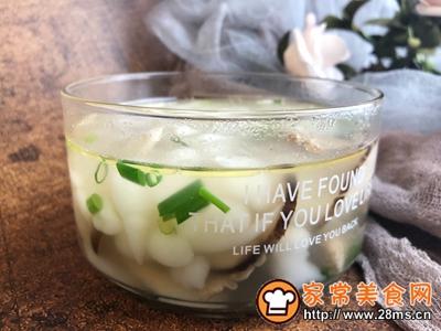 凉虾鸡菌汤的做法图解9
