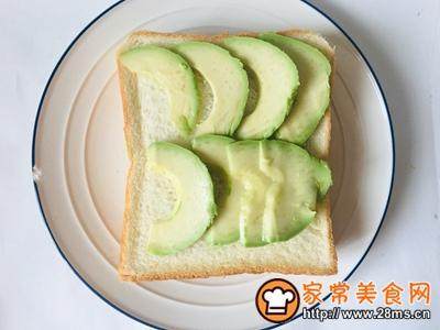 早餐就吃三明治的做法图解5