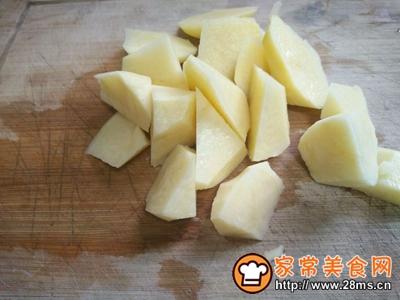 红烧土豆的做法图解2