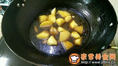 红烧土豆的做法图解8