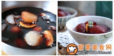 消暑解热零脂肪夏日必吃甜品红酒冬瓜丸的做法图解3