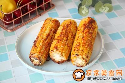 酱烤玉米的做法图解6