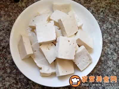 红烧豆腐的家常做法 _1