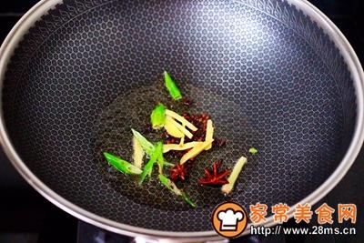酱焖黄鱼粉条的做法图解4