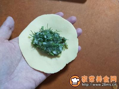 茴香猪肉蒸饺的做法图解10