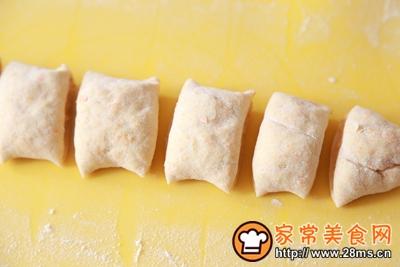红豆卷的做法图解5