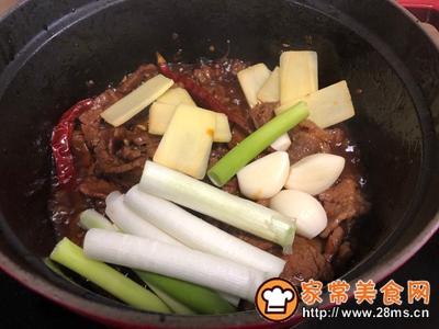 川味牛肉面的做法图解8