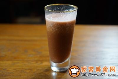 煎三文鱼牛油果沙拉配小黄瓜果蔬汁的做法图解9