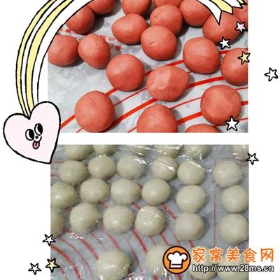 桃花酥的做法图解4