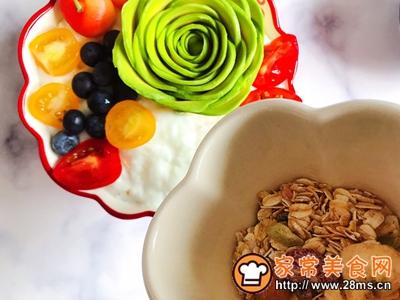 水果麦片酸奶碗的做法图解15