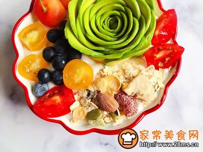 水果麦片酸奶碗的做法图解16