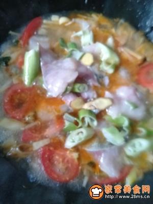 酸笋鱼片汤的做法图解6