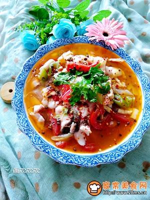 酸笋鱼片汤的做法图解10