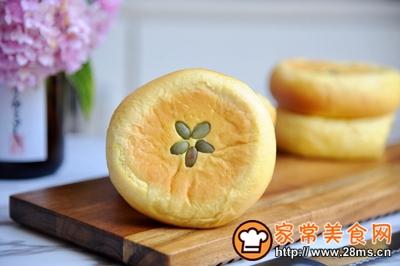 南瓜红豆面包的做法图解15