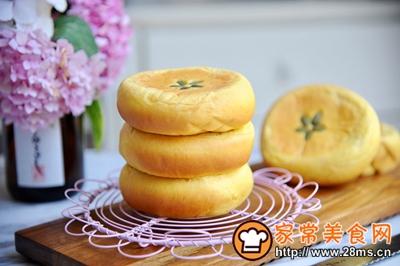 南瓜红豆面包的做法图解17