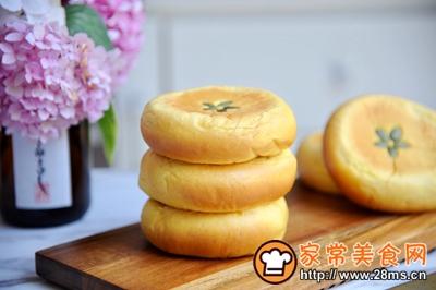 南瓜红豆面包的做法图解18