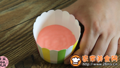 棒棒糖戚风蛋糕的做法图解9