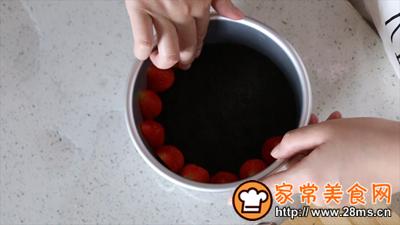 草莓酸奶慕斯的做法图解6