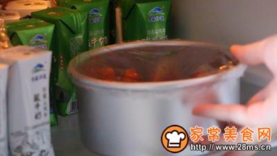 草莓酸奶慕斯的做法图解8