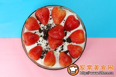 草莓酸奶慕斯的做法图解21