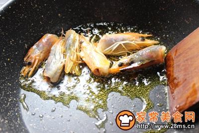火龙果烩虾仁的做法图解6