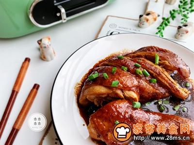 豉油鸡的做法图解6