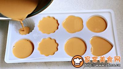 美女的专属甜品奶茶冻的做法图解7
