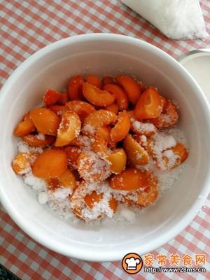 杏果脯的做法图解4