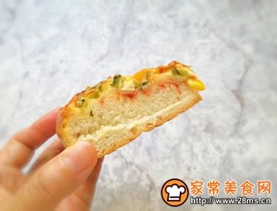 土豆彩蔬披萨的做法图解15