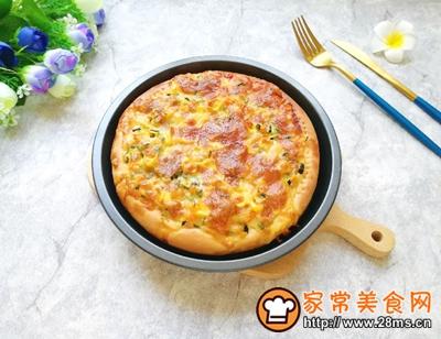 土豆彩蔬披萨的做法图解17