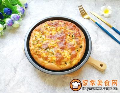 土豆彩蔬披萨的做法图解18
