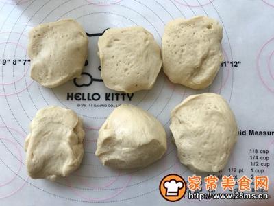 牛奶面包卷的做法图解9