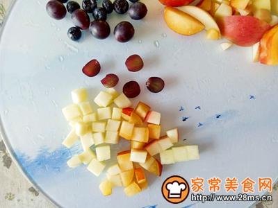 酸奶水果冰的做法图解3