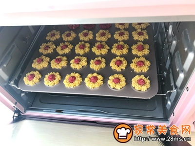 花朵曲奇饼干的做法图解11
