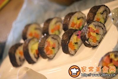 寿司的做法图解8
